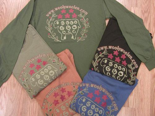 Wooly Woolen - Custom dyed wool